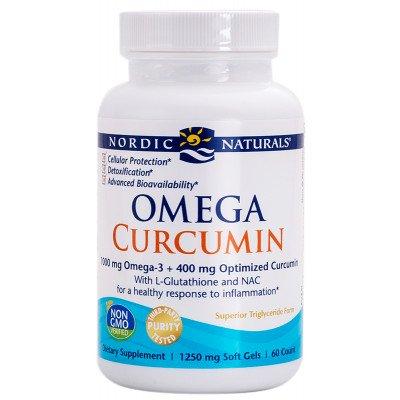 Nordic Naturals Omega Curcumin 60's