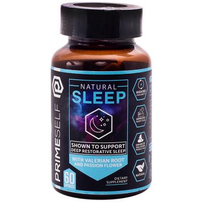 Prime Self Natural Sleep Capsules