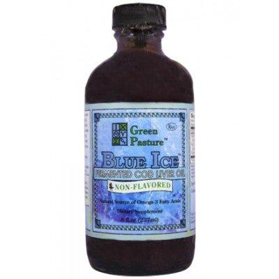 Green Pasture Fermented Cod Liver Oil Liquid