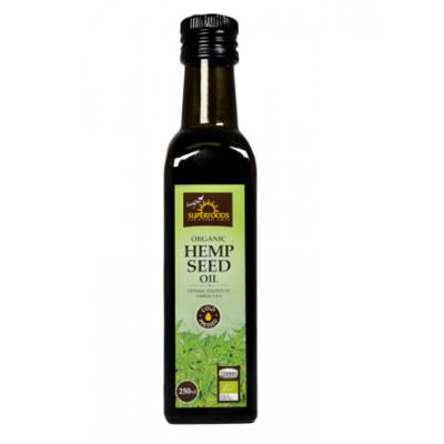 Soaring Free Superfoods Organic Hemp Oil