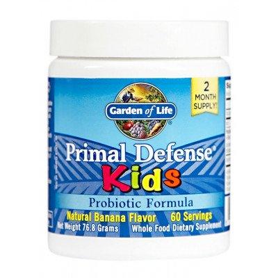 Garden of Life Primal Defense Kids Probiotic Formula
