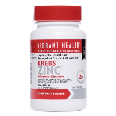 Vibrant Health Krebs cycle Zinc