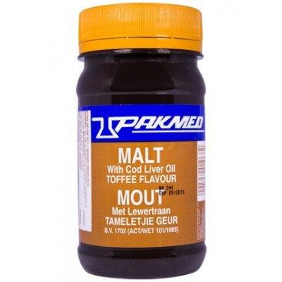 Pakmed Malt & Cod Liver Oil