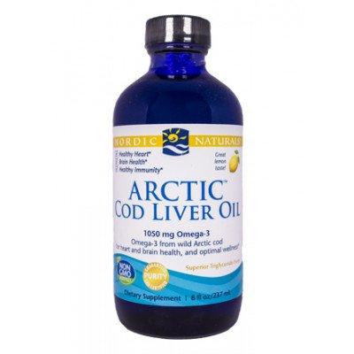 Nordic Naturals Cod Liver Oil 237ml