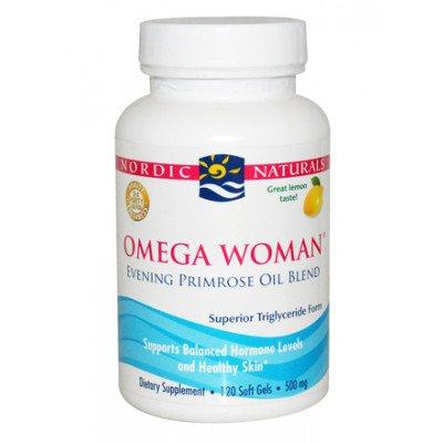 Nordic Naturals Omega Women 120's