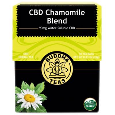 Buddha Teas - CBD Chamomile tea