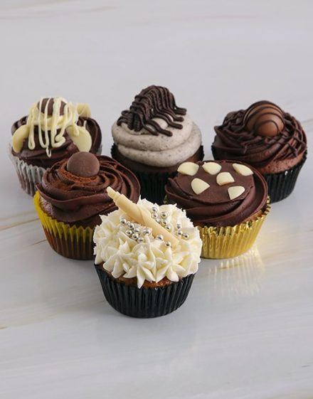 Guilty Pleasures Cupcake Variety