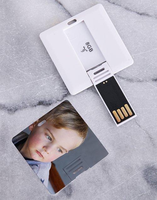 Personalised Photo 8G USB