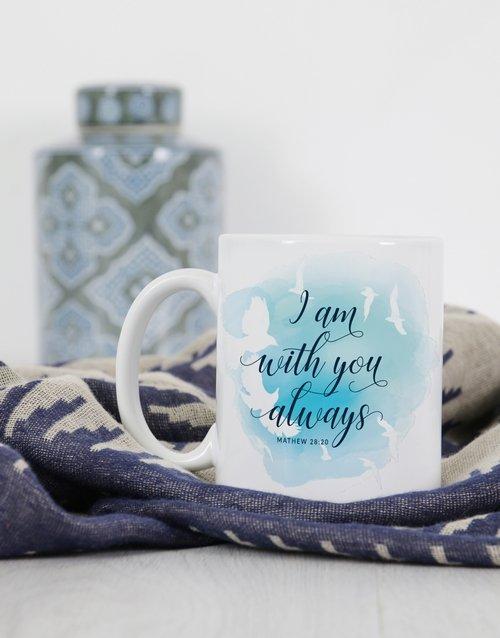 Personalised With You Always Mug