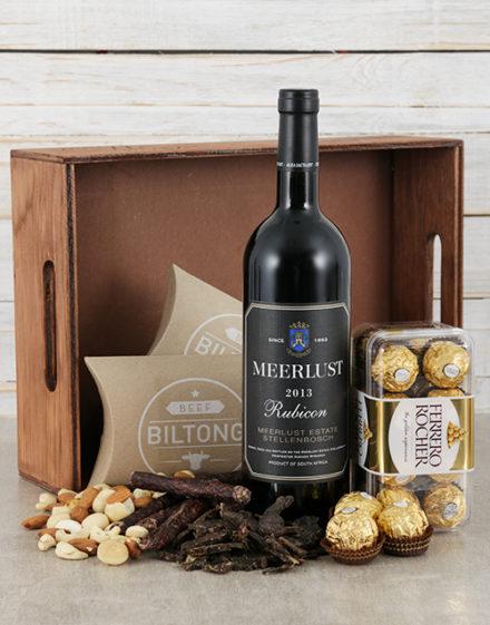 Meerlust Gourmet Festive Crate