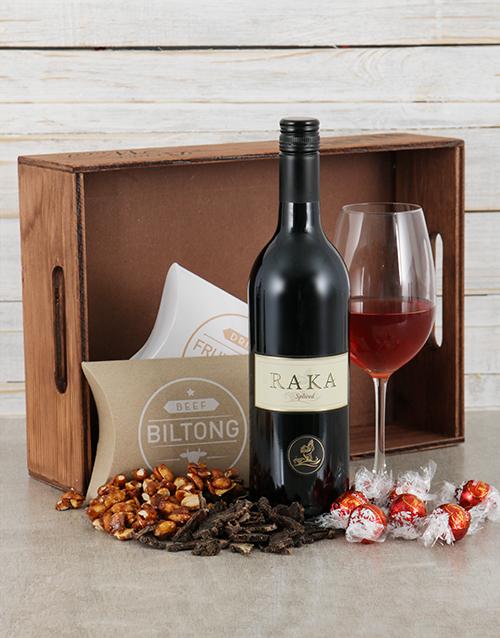 Raka Gourmet Festive Crate