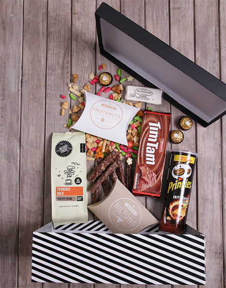 Coffee and Snacks Giftbox