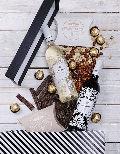 Protea Gourmet Xmas Gift Box