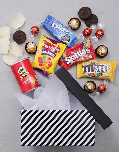 Christmas Gift Box of Sweet Treats