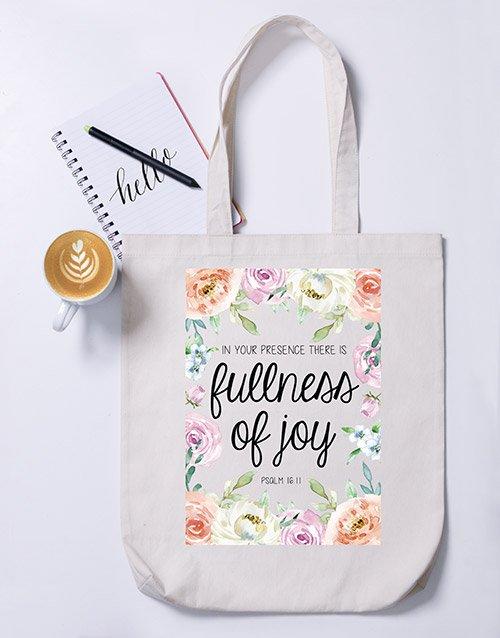 Fullness Tote Bag