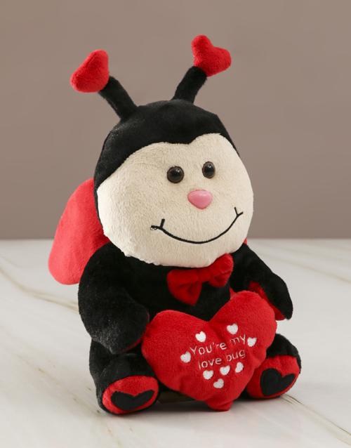 personalised Personalised Ladybug And Lindt Tin