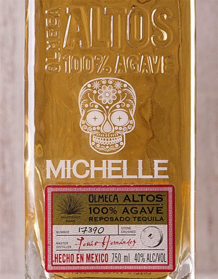 fine-alcohol Personalised Olmeca Resposado