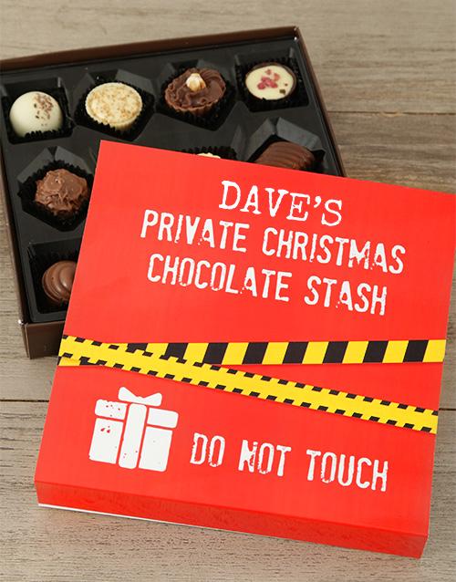 personalised Personalised Christmas Stash Tray