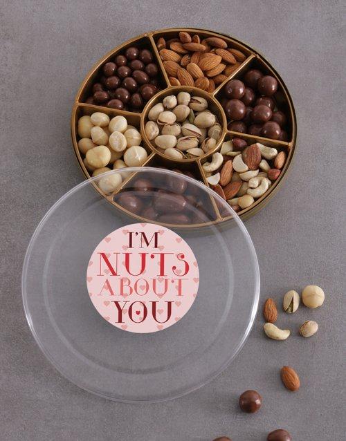 Love Nuts Tray