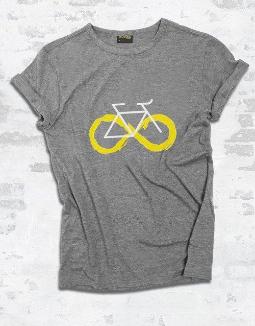 clothing Infinity Cycling Ladies T Shirt