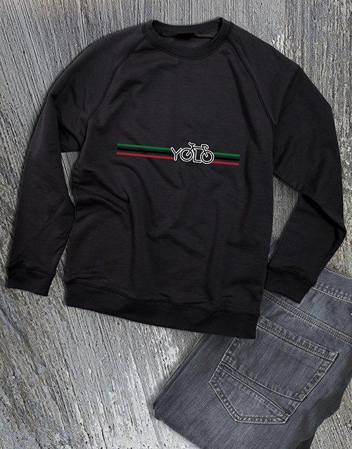 clothing Yolo Cycling Ladies Sweatshirt