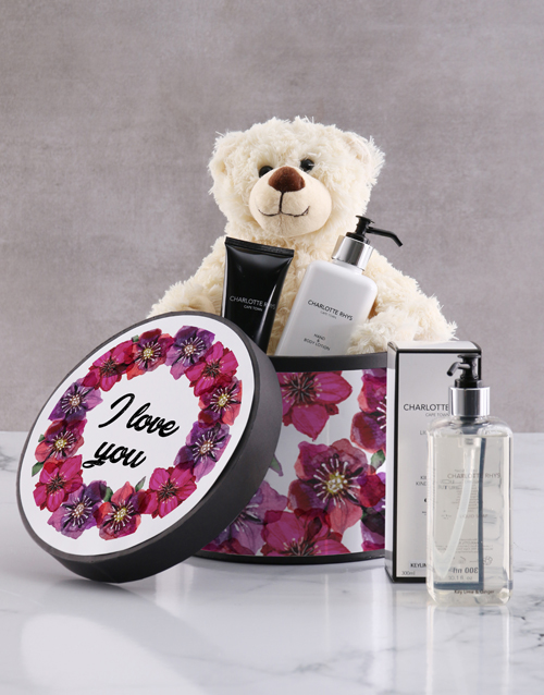 bath-and-body Charlotte Rhys Lovely Travel Set Hamper