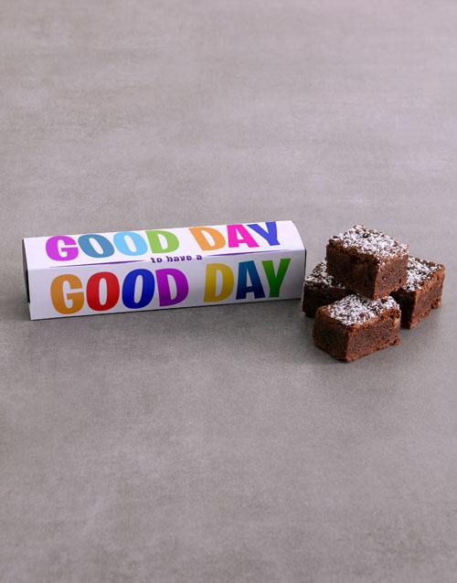 birthday Great Day Brownie Box