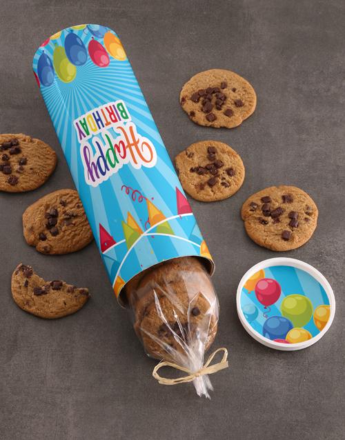 birthday  Birthday Cookie Tube Surprise