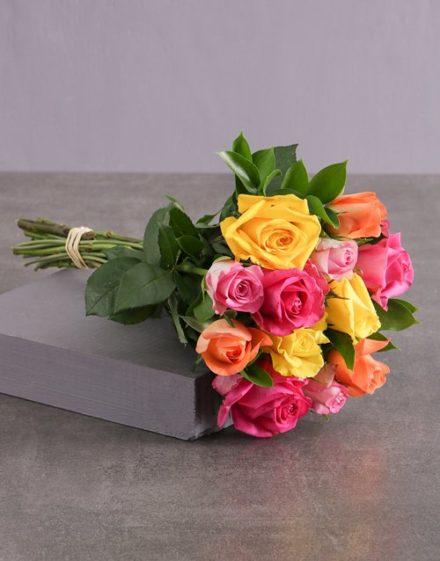 birthday Rosey Revenge Bouquet