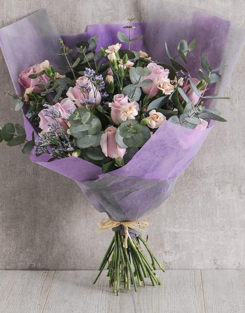 birthday Blushing Bouquet