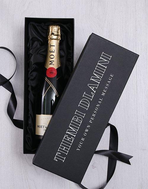 Personalised Pongracz Cap Classique Giftbox