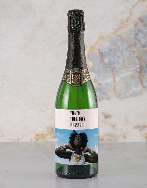 Chic Photo Rietvallei Personalised Wine