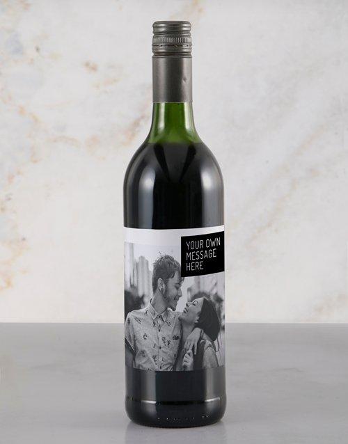Fun Photo Rietvallei Personalised Wine