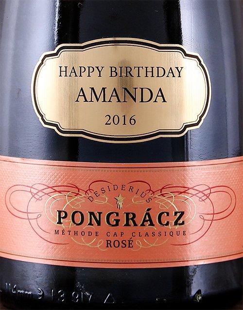 Personalised Pongracz Rose