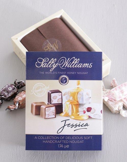 The Chocolate Gift Box