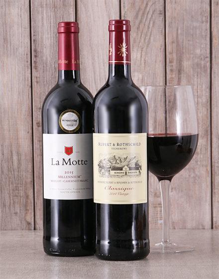 birthday La Motte and Rothschild Duo