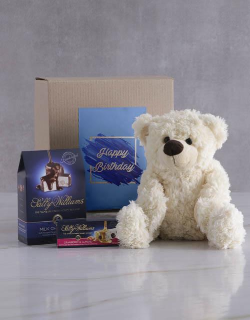 birthday Happy Birthday Teddy and Nougat Gift