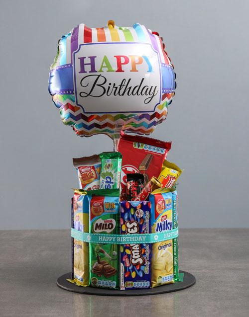 birthday Chocolate Birthday Cake Surprise