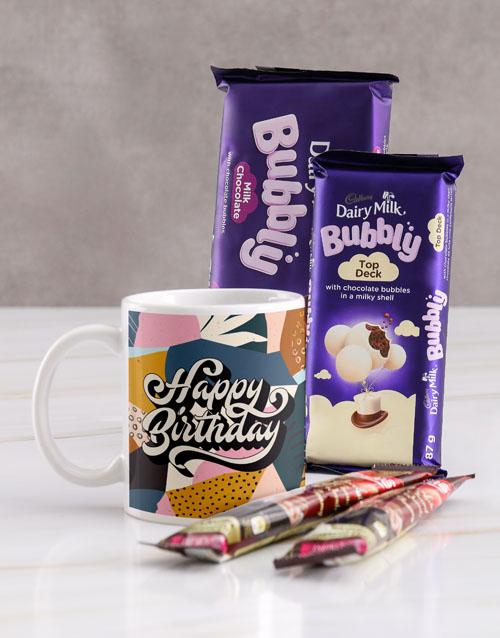 birthday Happy Birthday Mug Hamper