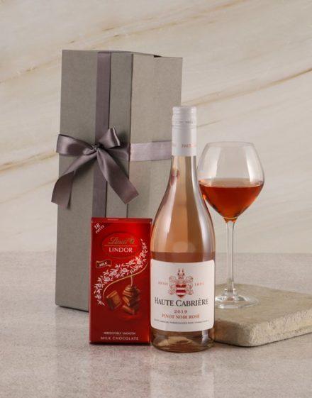 birthday Haute Cabriere Pinot Noir Duo Gift Box