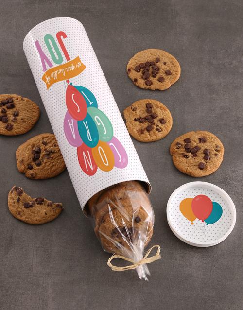 baby Bundle Of Joy Cookie Tube Surprise
