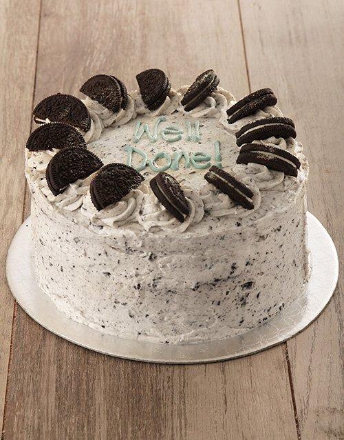 cakes Cookies and Cream Cake 20cm