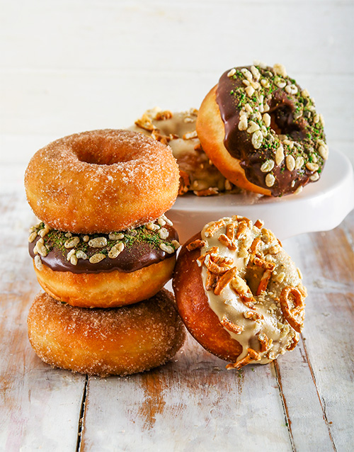 fathers-day Seriously Good Doughnut Combo