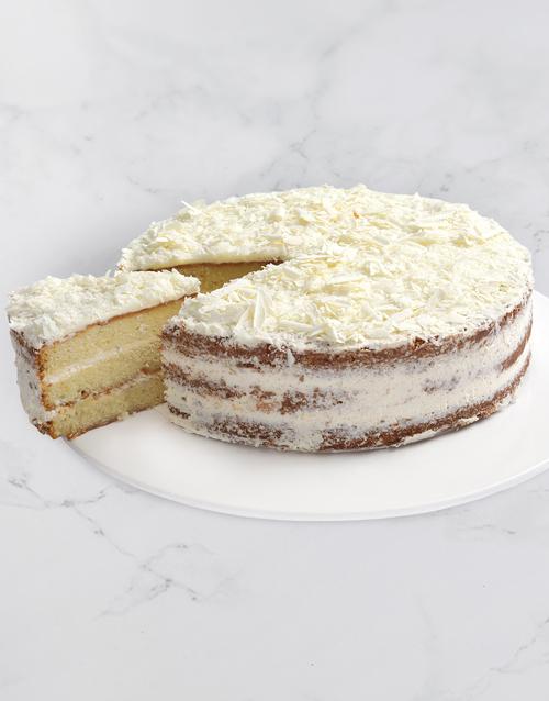 fathers-day Chateau Gateaux Vanilla Dream Cake