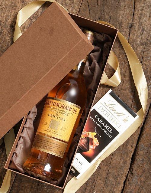 fathers-day Gold Box of Glenmorangie
