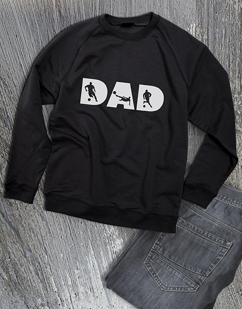 fathers-day Soccer Dad Sweatshirt