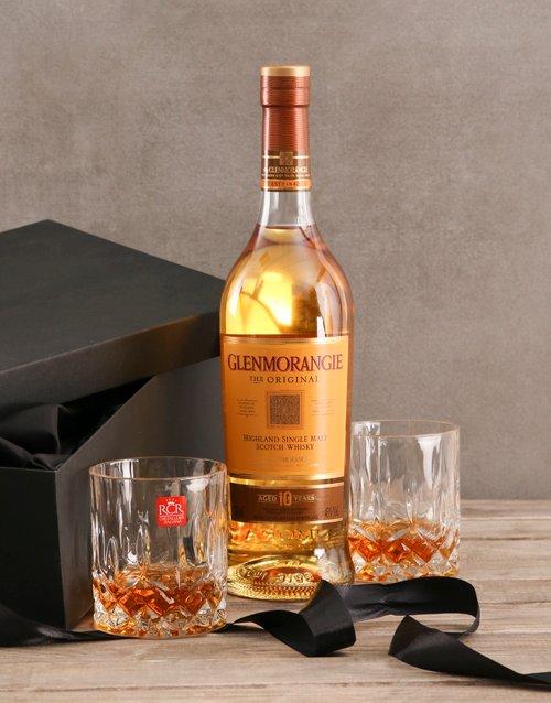 fathers-day Glenmorangie Whisky Gift Set
