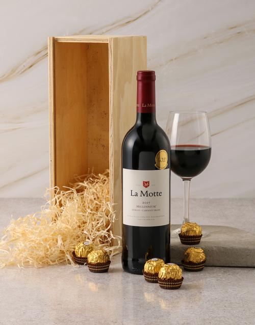 fathers-day La Motte and Ferrero Rocher Gift Box