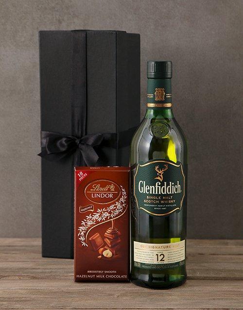 fathers-day Glenfiddich 12 Year Gift Box