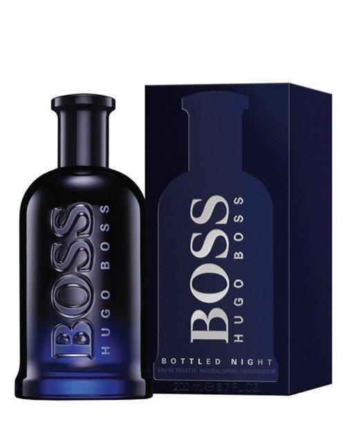 birthday Hugo Boss Bottled Night